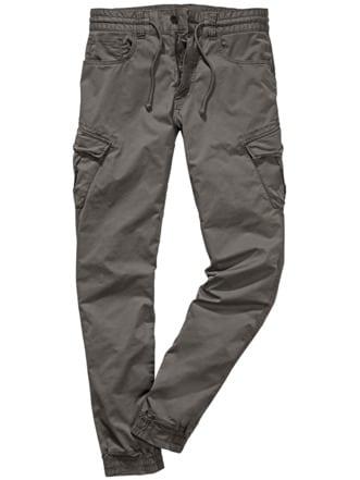 Jogg Cargo Pants taupe Detail 1