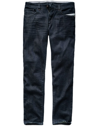 Stolze Jeans dunkelblau Detail 1