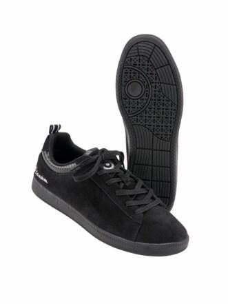 Sneaker Classico schwarz Detail 1