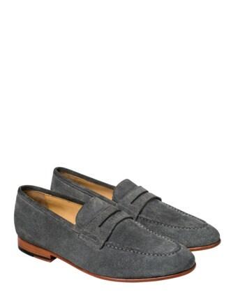 Loafer Bologna grau Detail 1