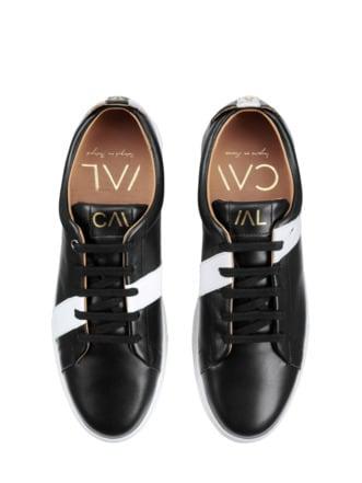 Sneaker CAVAL black divine Detail 1