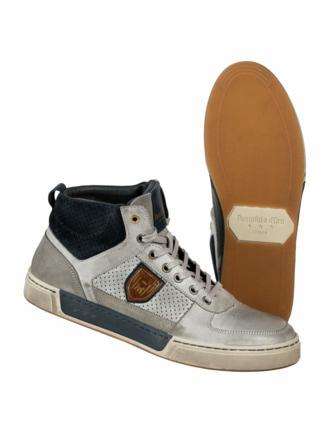 High Top Sneaker Frederico aschegrau Detail 1