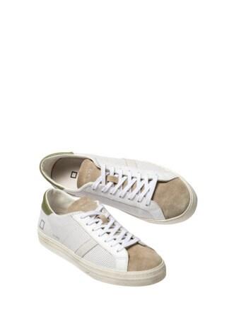 Hill Low Sneaker weiß/mint Detail 1