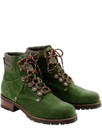 Hundertmeilen-Boot military green Detail 1