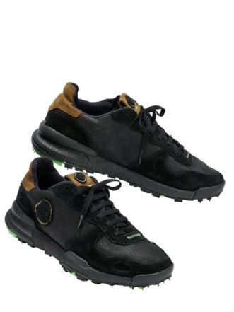 Recycled Sneaker mars black Detail 1