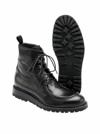 Joker Boot schwarz Detail 1