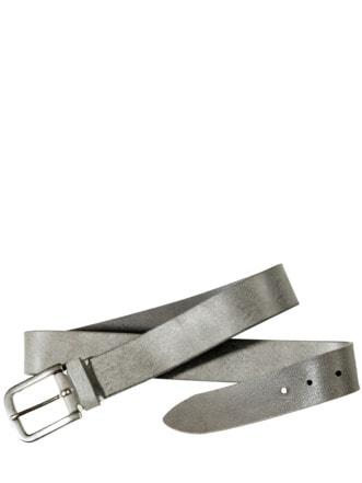 Kalkstein-Gürtel grau/weiß Detail 1