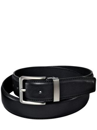 Der schwarze Gürtel schwarz Detail 1