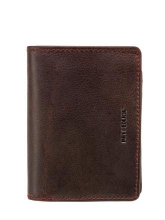 Paletti-Portemonnaie braun Detail 1