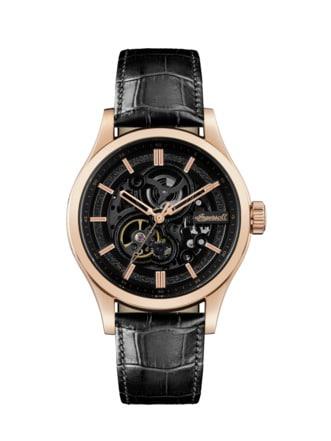 Ingersoll Uhr The Herald schwarz Detail 1