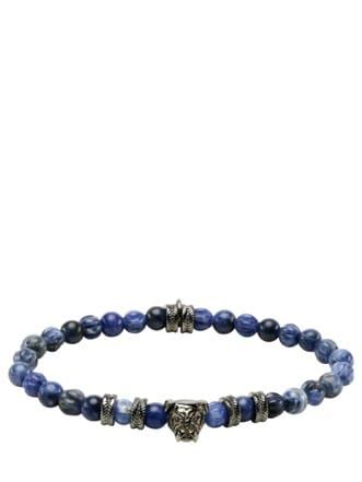 Blaustein-Armband royal blue Detail 1