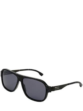 Sonnenbrille Power Law schwarz Detail 1