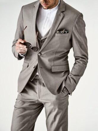 Ich-sag-ja-Anzug