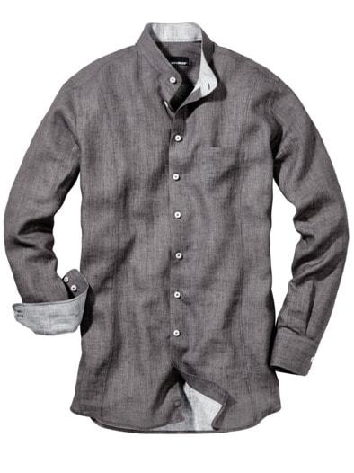 Zephir-Leinenhemd