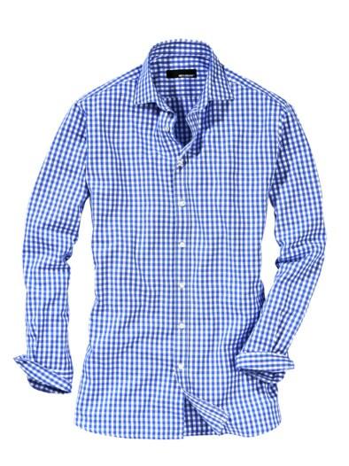 Washed Oxford-Shirt