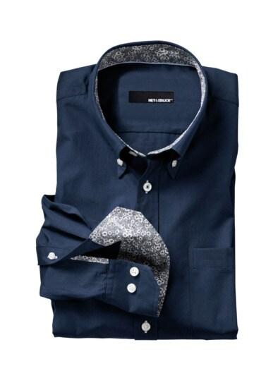 Blaumacher-Hemd
