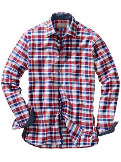 Dynamic Flanell-Shirt