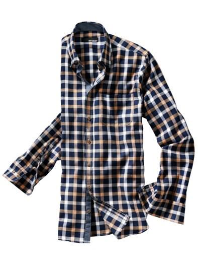 Wie-Kaschmir-Hemd