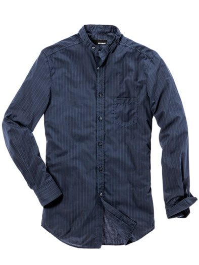 Denim-On-Top-Shirt