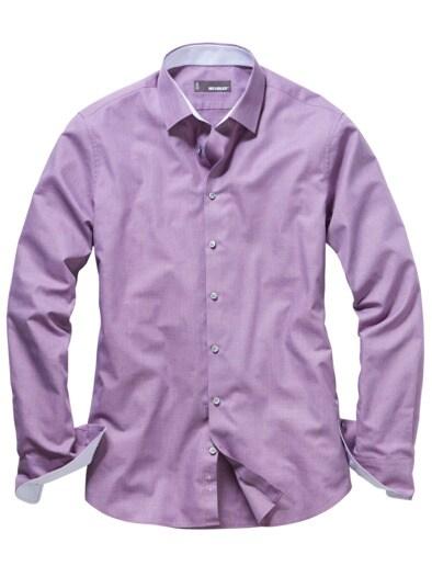 Plum-Shirt