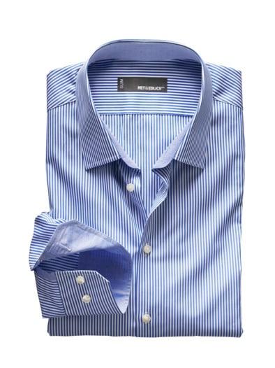 Multitasking-Shirt Slim Fit