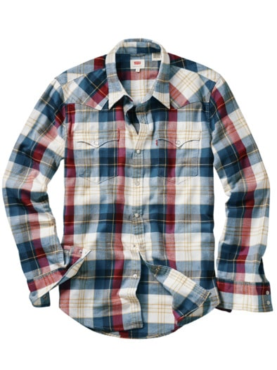 Levi`s Western-Shirt Barstow