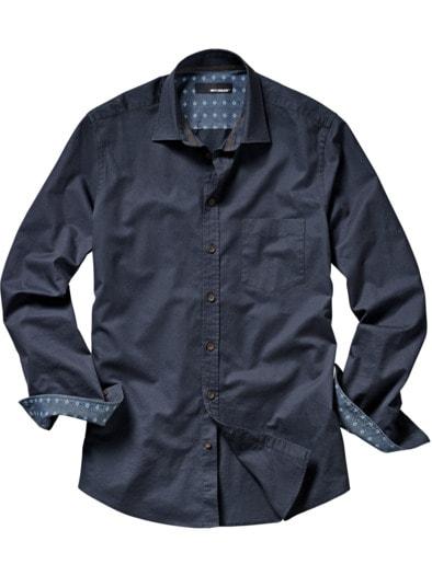Luftgetrocknetes Hemd
