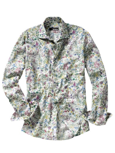 attractive price 100% quality new collection Liberty Hemd Wild Flowers