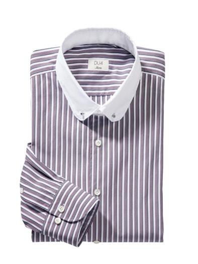 Nadelkragen-Hemd