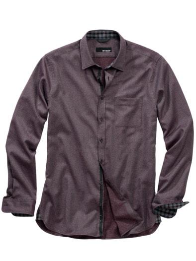 Luftspeicher-Hemd Vino