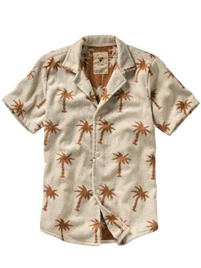 Frottee-Hemd Palmy