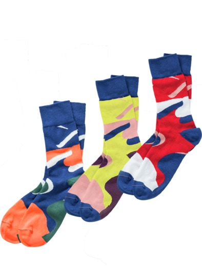 von Jungfeld-Socke im 3er-Pack