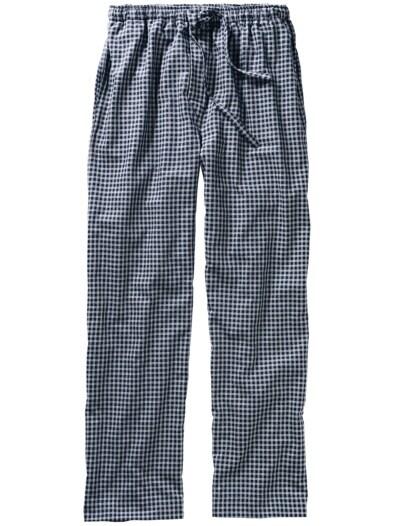Blockhütten-Pants Küchenkaro