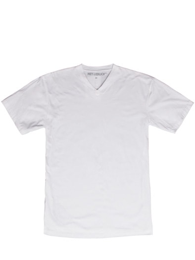 Regular Benchmark-Shirt V-Neck