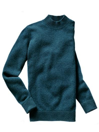 Wollfilz-Pullover