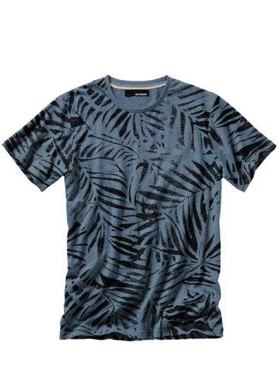 Palmen-Shirt