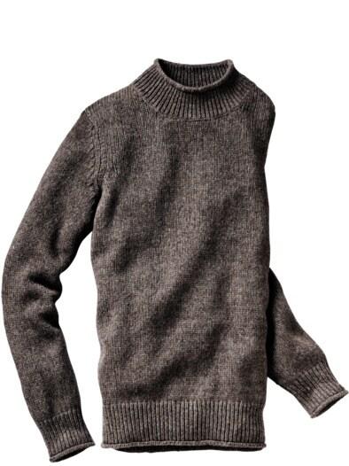 Wochenend-Pullover