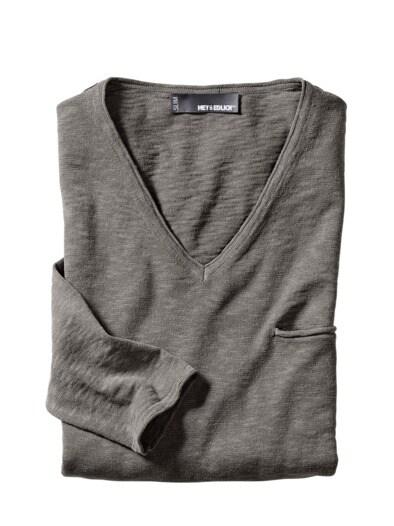Retrospektiv-Pullover