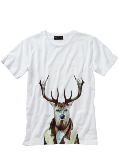 Wildes Shirt Zoo Portrait MEN