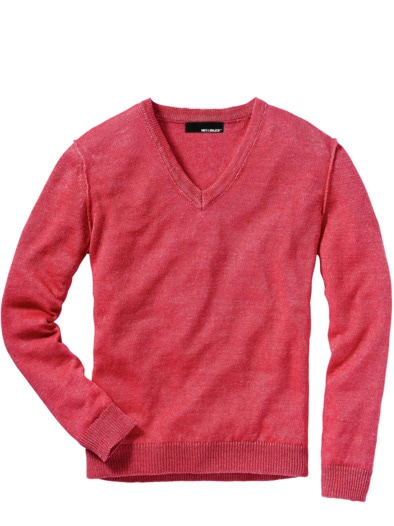Glam Leinen-Sweater