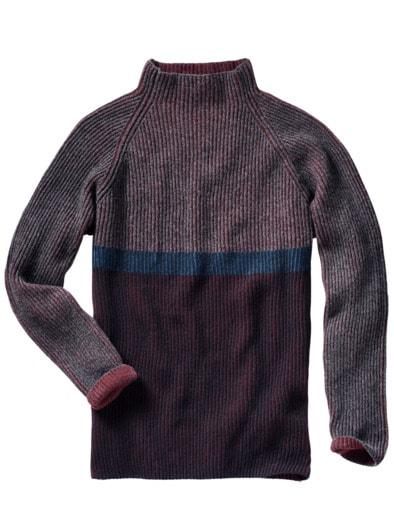 Kamin-Pullover