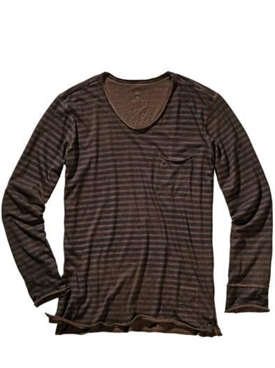 Wild West Streifen-Shirt