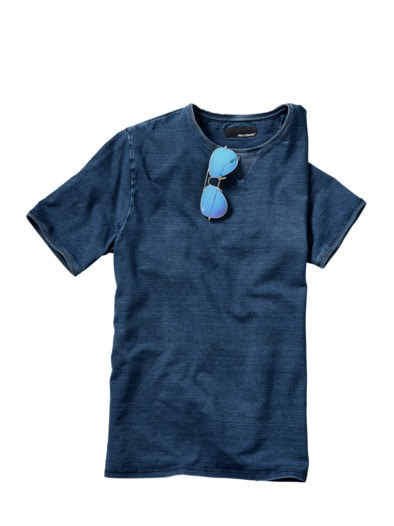Indigo-T-Shirt