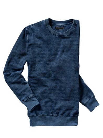 Indigo-Sweater