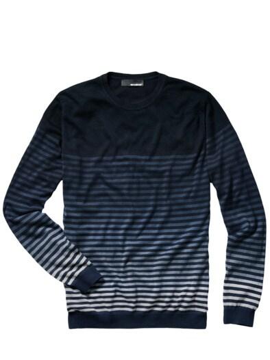Streifzug-Pullover
