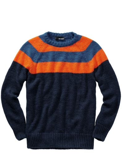 Energiespar-Pullover