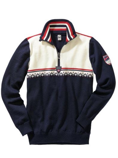 Hütten-Pullover