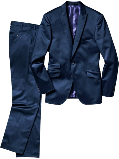 Dynamic Cotton Suit