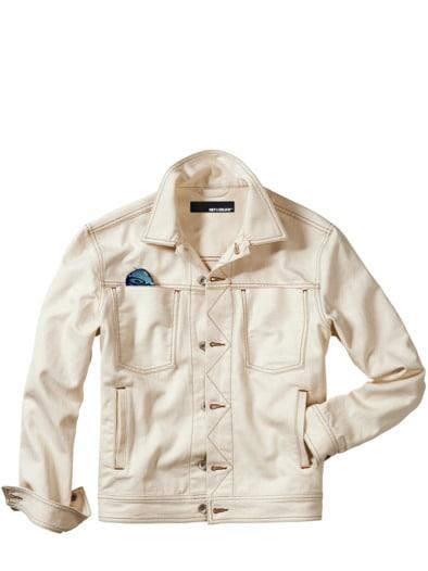 Selvage-Jacket