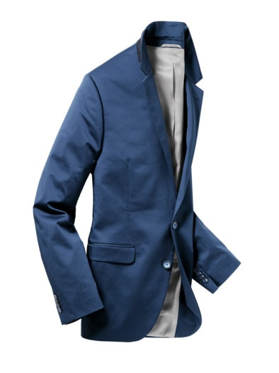 Ensign Blue Suit Sakko